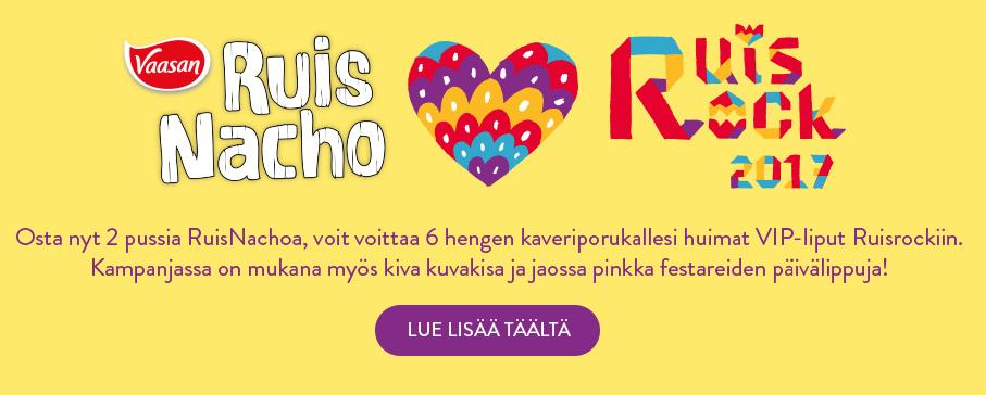 RuisNacho Loves Ruisrock