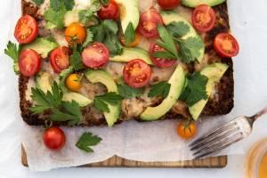 Tacopiirakka - Hävikistä herkuksi - kuivan leivän käyttö - Vaasan